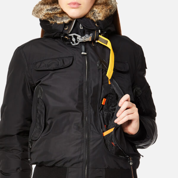 Parajumpers Women's Gobi Masterpiece Coat - Black: Image 4