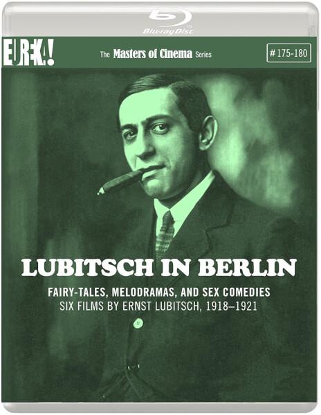 Lubitsch In Berlin (Masters Of Cinema)