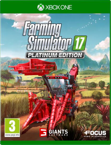 Farming Simulator 17 Platinum