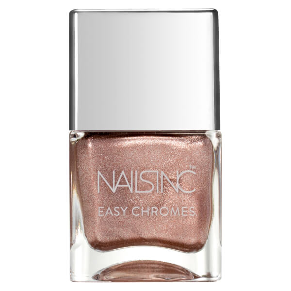nails inc. Hell for Metal Easy Chrome Nail Varnish 14ml