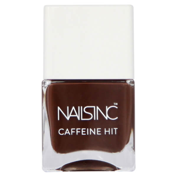 nails inc. Espresso Martini Caffeine Hit Nail Varnish 14ml | Free ...