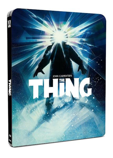 The Thing - Exclusivité Zavvi - Steelbook Édition Limitée