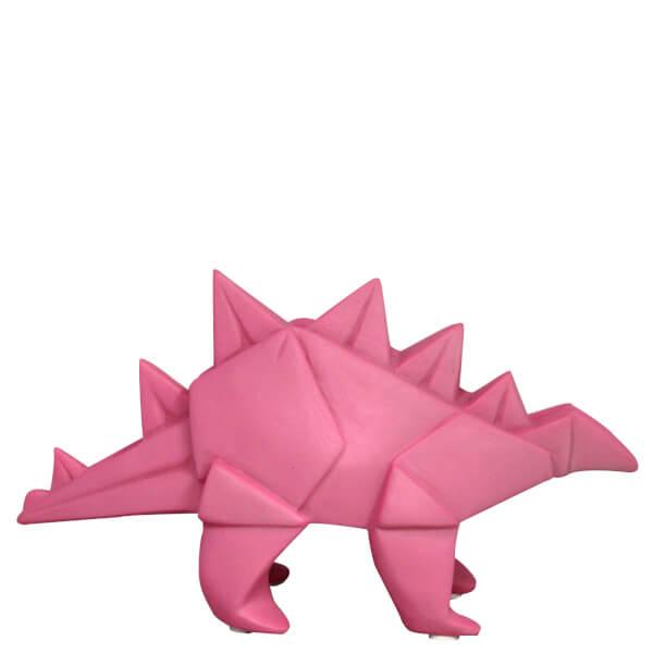 Origami Dinosaur LED Light - Pink