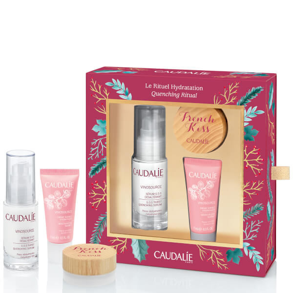 Caudalie Vinosource Quenching Ritual Set