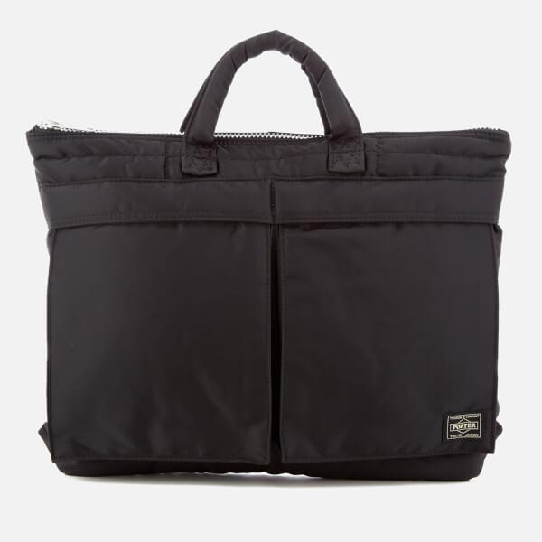 Porter-Yoshida & Co. Men's Tanker Briefcase - Black