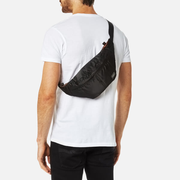 9cbf58fbbf Porter-Yoshida   Co. Men s Tanker Waist Bag - Black Mens Accessories ...