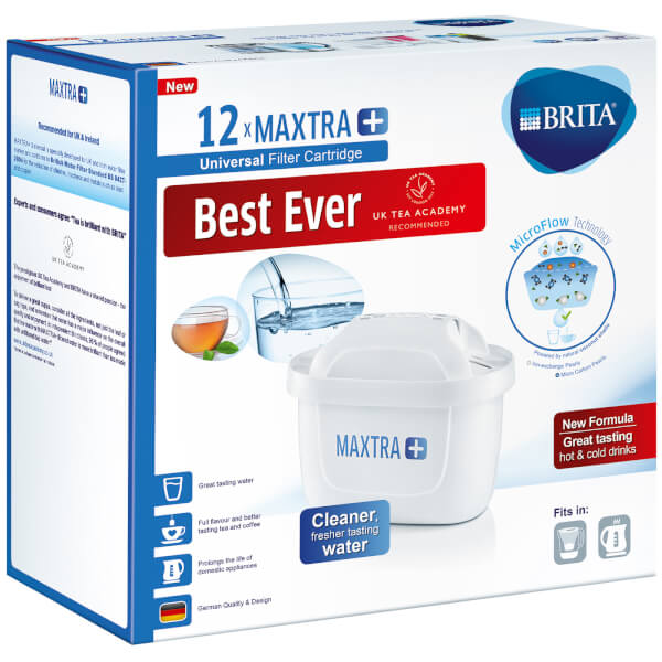 BRITA Maxtra Plus Cartridge (12 Pack) Homeware | TheHut.com
