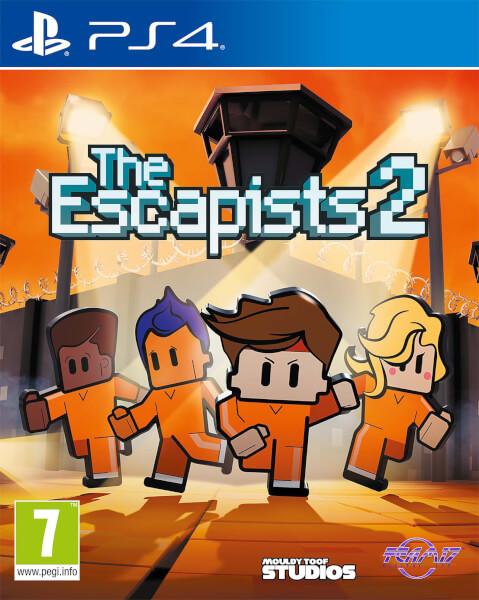Resultado de imagen de THE ESCAPISTS 2 PS4