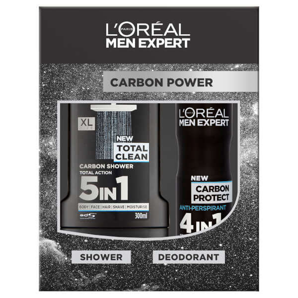 L'Oreal Men Expert Carbon Power Gift Set