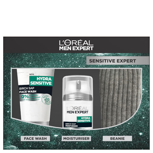 Lu0027Oreal Men Expert Sensitive Expert Gift Set Image 1  sc 1 st  Mankind & Lu0027Oreal Men Expert Sensitive Expert Gift Set | Buy Online | Mankind