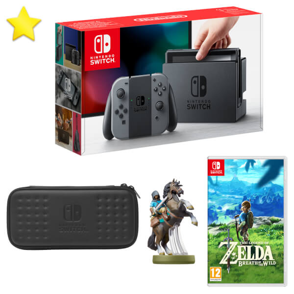 Nintendo Switch Hyrule Rider Pack