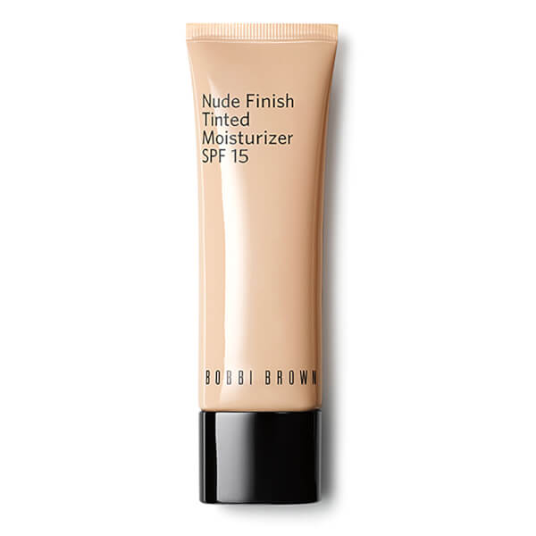 Bobbi Brown Nude Finish Tinted Moisturiser SPF15 (Various Shades)