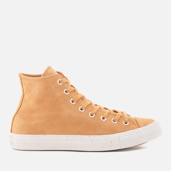 Converse Men's Chuck Taylor All Star Hi-Top Trainers - Raw Sugar/Malted/Pale Putty
