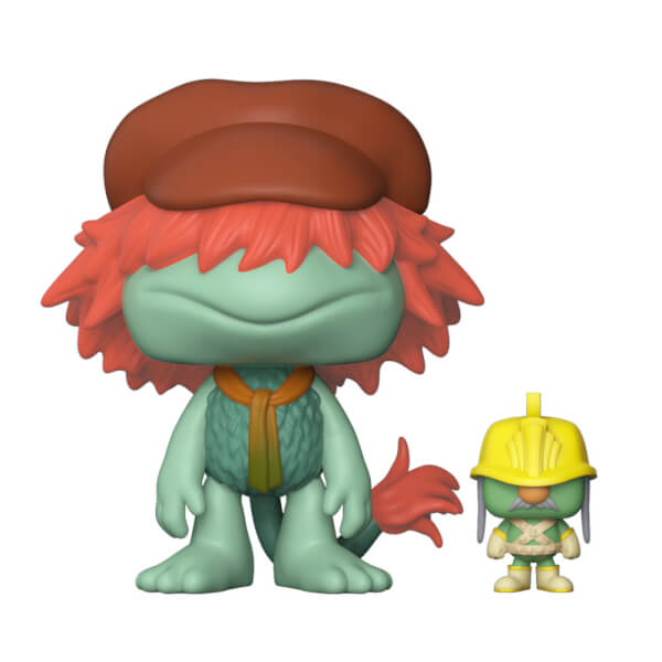 Fraggle Rock Boober Pop! Vinyl Figure with Doozer