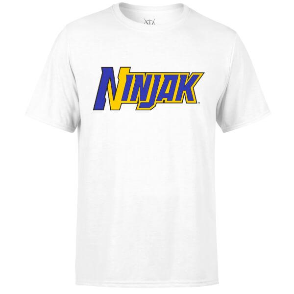 Valiant Comics Classic Ninjak Logo T-Shirt - White