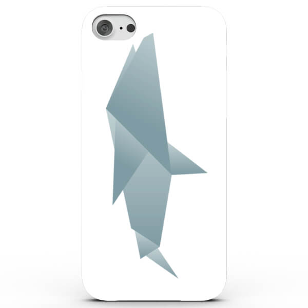 Shark Origami Phone Case For Iphone Android Electronics Zavvi Us