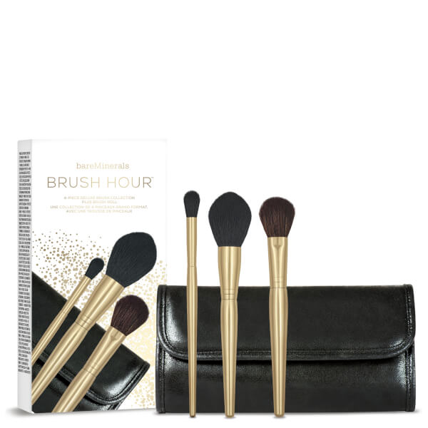 bareMinerals Brush Hour Gift Set