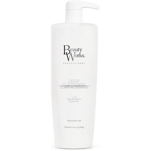 Beauty Works Deep Cleansing Clarifying Shampoo 1000ml