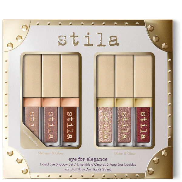 Stila Eye for Elegance: Liquid Eye Shadow Set