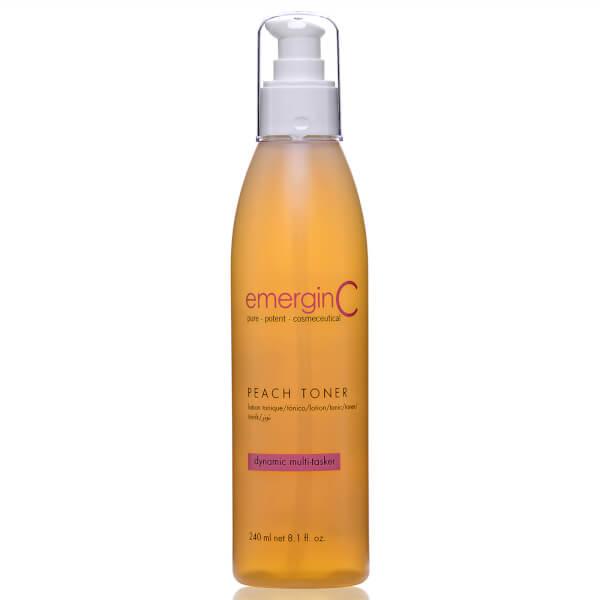 EmerginC Peach Toner
