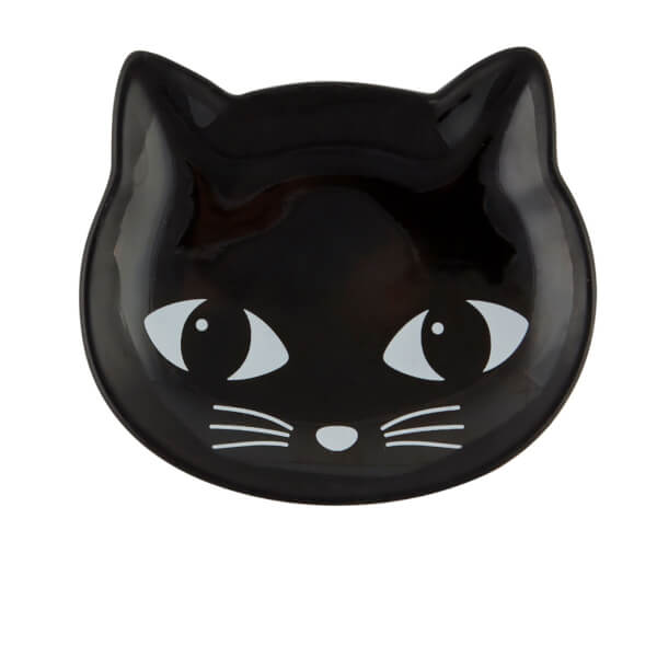 Sass & Belle Black Cat Trinket Dish