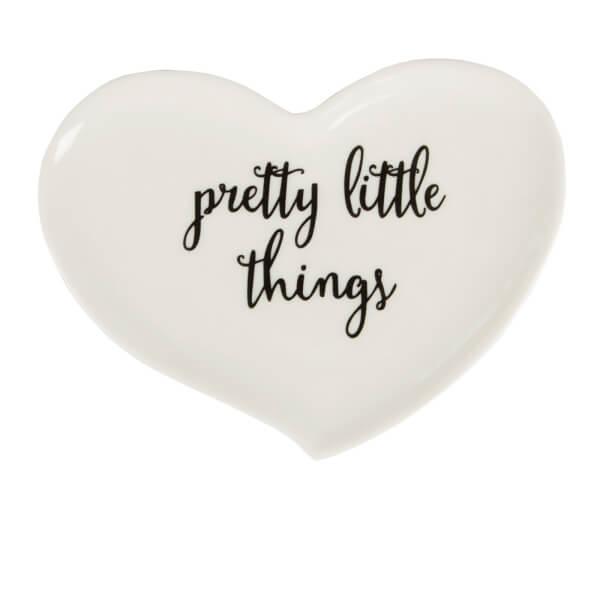 Sass & Belle Pretty Little Things Minimal Ceramic Jewellery Dish