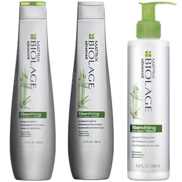Matrix Biolage FiberStrong Bundle