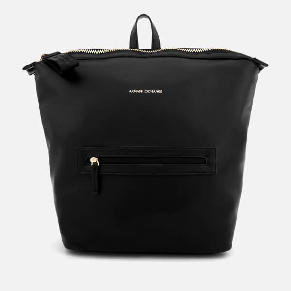 Shoptagr   Armani Exchange Women s Lollipop Backpack Black by My Bag 8a1dd79849