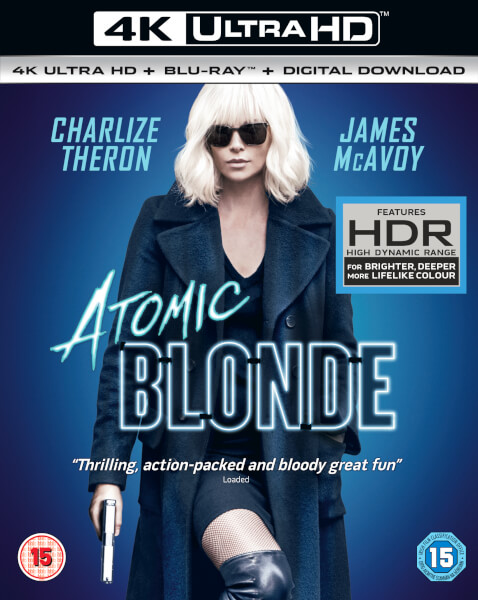 !00 Million Dollars Confirms that there will be an Atomic Blonde 2 In The Works