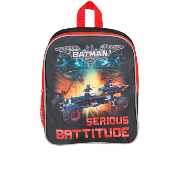 Lego Batman Backpack - Red