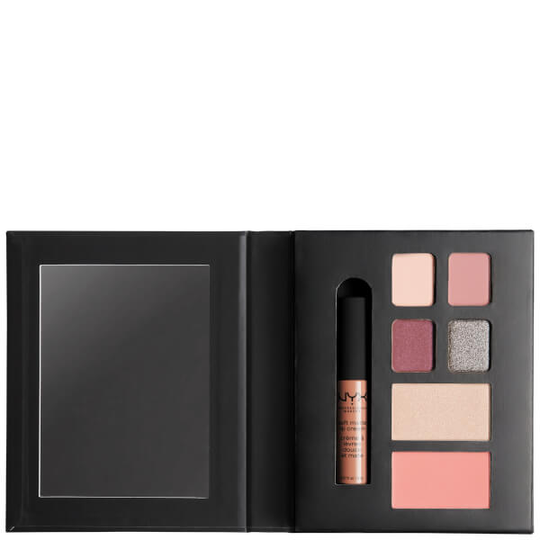 NYX Professional Makeup Wanderlust Lip, Eye & Face Palette - London