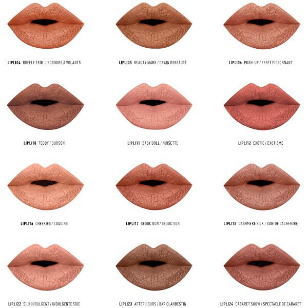 nyx professional makeup lip lingerie vault gratis. Black Bedroom Furniture Sets. Home Design Ideas