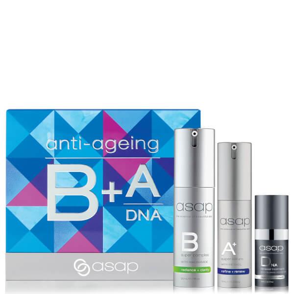 asap Anti-Ageing Serum Pack