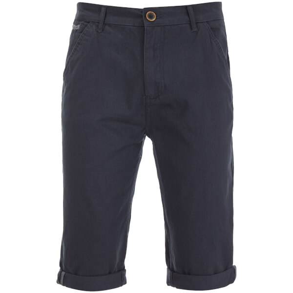 Brave Soul Men's Anderson Shorts - Navy