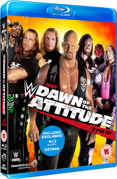 WWE: 1997 - Dawn Of The Attitude