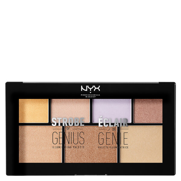 Nyx Professional Makeup: Strobe of Genius Illuminating Palette