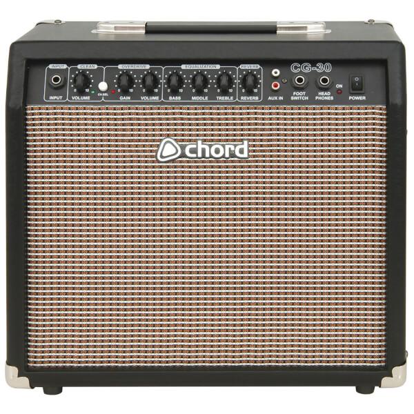 Chord CG-30 30W Guitar Amplifier