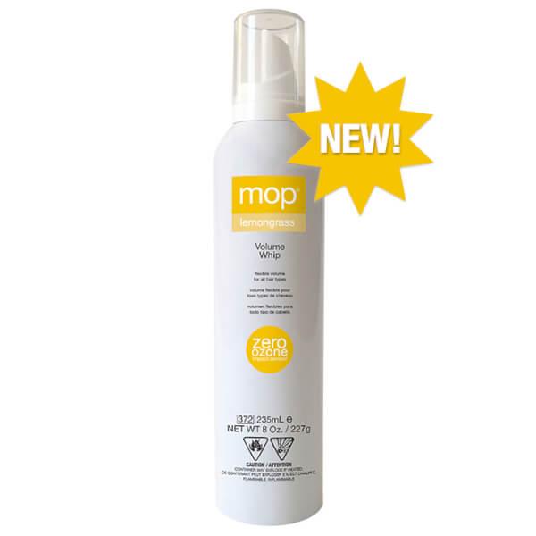 mop lemongrass volume whip 235ml