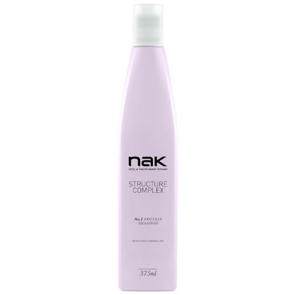 Nak Structure Complex Shampoo 375ml