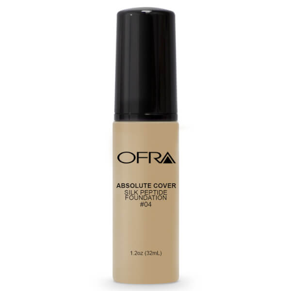 OFRA Absolute Cover Silk Peptide Foundation - 04 30ml