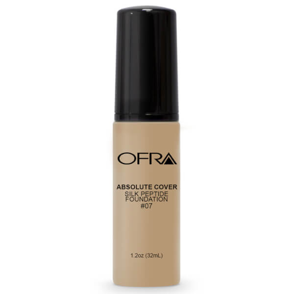 OFRA Absolute Cover Silk Peptide Foundation - 07 30ml