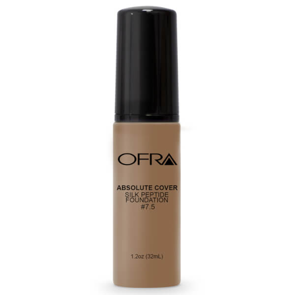 OFRA Absolute Cover Silk Peptide Foundation - 7.5 30ml