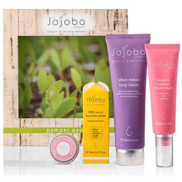 The Jojoba Company Pamper Pack