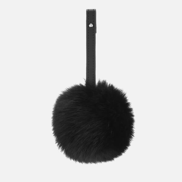 Grafea Women's Pom Pom Charm - Black