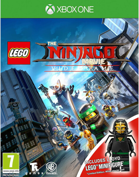 Lego The Ninjago Movie: Videogame Mini-fig Edition