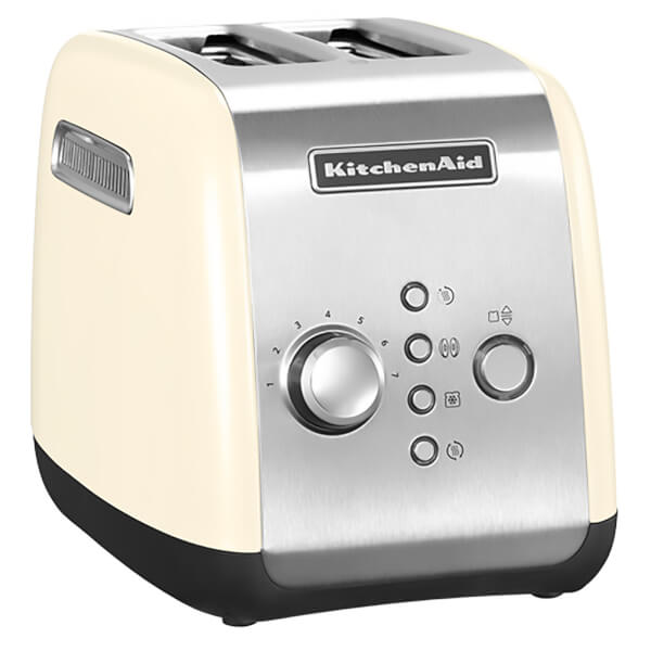 KitchenAid 5KMT221BAC 2 Slot Toaster - Almond Cream