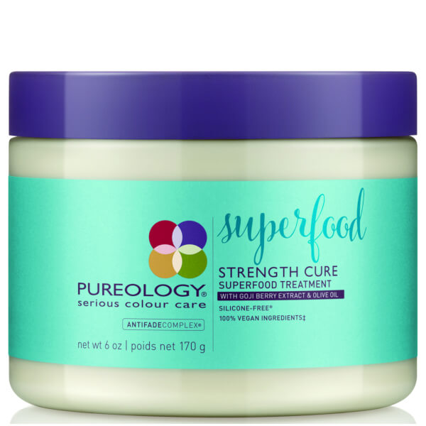 Pureology Superfood Strength Cure Treatment 6 oz