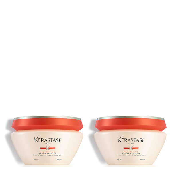 KÉRASTASE NUTRITIVE MASQUE MAGISTRAL 200ML DUO