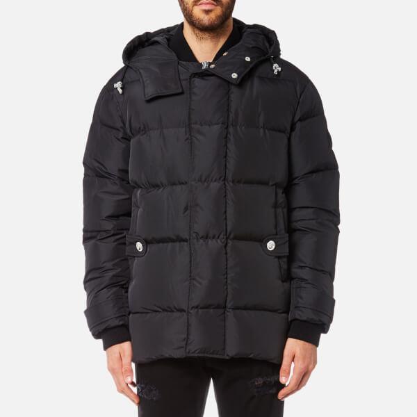 Versus Versace Men's Down Jacket - Black: Image 1