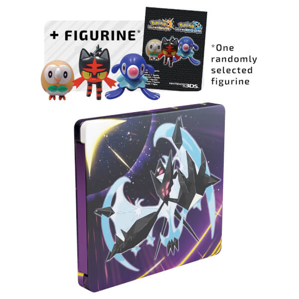 Pokémon Ultra Moon Fan Edition + Figurine